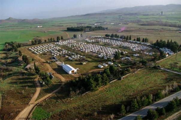 chersos refugee camp